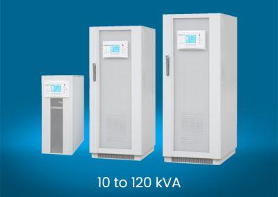 Titanium SD – 10 to 120kVA